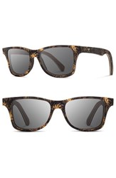 Shwood Men's Canby 55Mm Polarized Pine Cone And Wood Sunglasses