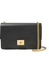 Mulberry Cheyne Textured Leather Clutch Black