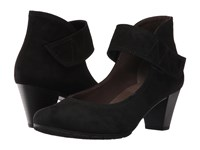 Gabor 55.493 Black Samtchevreau High Heels