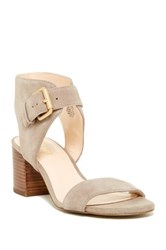 Nine West Gardenbay Ankle Strap Sandal Wide Width Available Gray