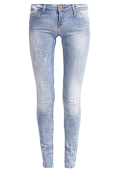 Lee Toxey Slim Fit Jeans Summer Feeling Bleached Denim
