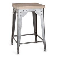 Iron Stool Occasional Furniturel Bedroom Zara Home Suomi Finland