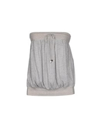 Jejia Tube Tops Grey