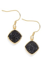 Women's Elise M. 'Phoebe' Square Drusy Drop Earrings