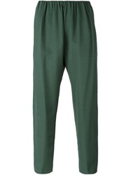 Stephan Schneider 'Across' Trousers Green