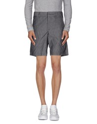 Band Of Outsiders Trousers Bermuda Shorts Men Lead