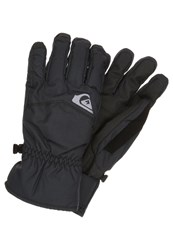 Quiksilver Cross Gloves Black