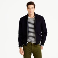 J.Crew Wallace And Barnes Wool Ma 1 Bomber Jacket