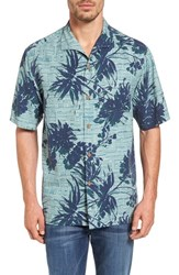 Tommy Bahama Men's Bamboo Island Original Fit Tropical Camp Shirt