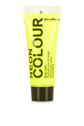 Topshop Neon Paint Tube In Yellow