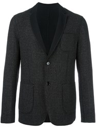 Paolo Pecora Patch Pockets Blazer Brown