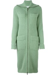 Christian Wijnants 'Kasia' Cardi Coat Green