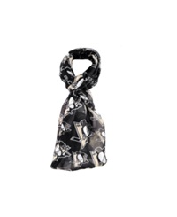 Forever Collectibles Pittsburgh Penguins All Over Logo Infinity Scarf Black