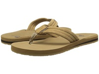 Quiksilver Carver Suede Tan Solid Men's Sandals