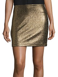 Bcbgeneration Sequined Pencil Skirt