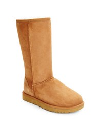 Ugg Classic Tall Ii Shearling Lined Boots Chestnut