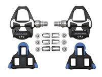 Shimano Dura Ace Pd 9000 Carbon Spd Sl Pedals Long Axle Black Athletic Sports Equipment