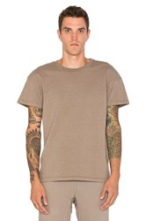 Rxmance Heavy Box Tee Grey