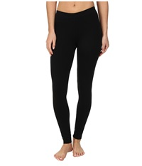 Alternative Apparel Spandex Jersey Legging Black Women's Casual Pants