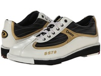 Dexter Sst 8 White Black Gold Men's Bowling Shoes Yellow