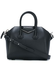 Givenchy Mini 'Antigona' Tote Black
