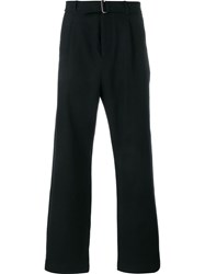 Lot 78 Lot78 Wide Leg Trousers Black