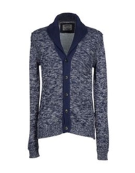 Replay Cardigans Blue