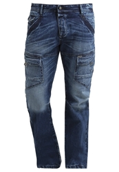 Voi Jeans Relaxed Fit Jeans Blue Blue Denim