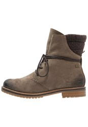 Tom Tailor Winter Boots Nature Taupe