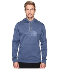 The North Face Ampere Pullover Hoodie Shady Blue Men's Sweatshirt