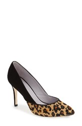 Johnston And Murphy Women's 'Vanessa' Pointy Toe Genuine Calf Hair Pump