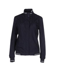 Museum Coats And Jackets Jackets Women Dark Blue
