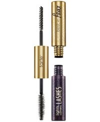 Tarte Lights Camera Lashes Double Ended Mascara And Lash Fibers Black
