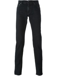 Dolce And Gabbana Skinny Jeans Black