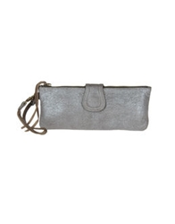 Abaco Medium Leather Bags Grey