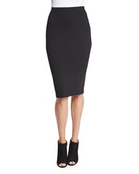 Donna Karan Pull On Knit Pencil Skirt