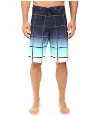 Quiksilver Electric Space 21 Boardshorts Navy Blazer Men's Swimwear