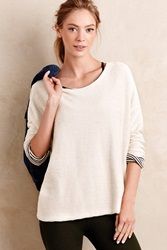 Pure Good Amabel Textured Jumper Cream