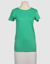 G750g Short Sleeve T Shirts Green
