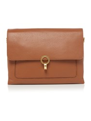 Dickins And Jones Ilania Crossbody Bag Tan