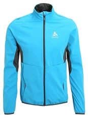 Odlo Stryn Sports Jacket Light Blue Turquoise