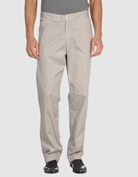 Riviera Club Casual Pants Light Grey