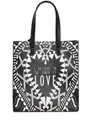 Givenchy Printed Coated Canvas Tote Bag