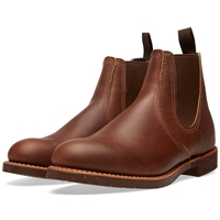 Red Wing Shoes Red Wing 8201 Heritage Chelsea Rancher Boot Amber Harness