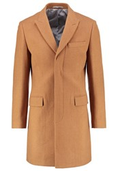 Pier One Classic Coat Tan