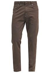 Esprit Straight Leg Jeans Brown