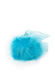 Sonia Rykiel Feather Cuff