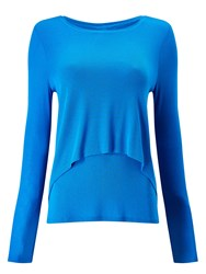 Phase Eight Dita Double Layer Top Cobalt