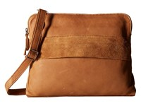 Cowboysbelt Edenbridge Chestnut Cross Body Handbags Brown