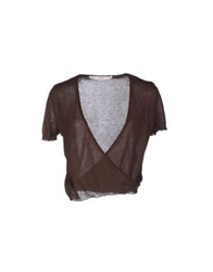 Jucca Cardigans Cocoa